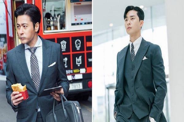 Ngắm dàn nam chính đang hot nhất màn ảnh Hàn mặc vest mới thấy thực sự là cực phẩm