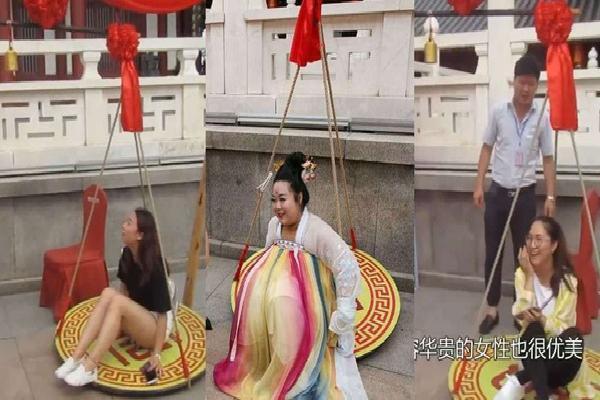 Công viên Trung Quốc miễn phí vé vào cửa cho những cô gái nặng trên 61,8 cân với thông điệp 'phúc hậu mới là vẻ đẹp chuẩn mực'