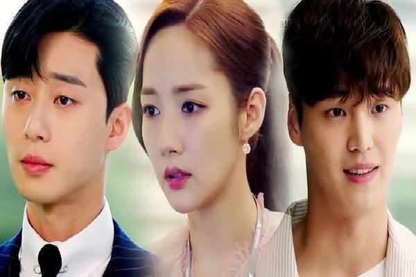 'Thư Ký Kim' bắt đầu tréo ngoe: Park Min Young hiểu lầm cực tai hại về quá khứ định mệnh của mình