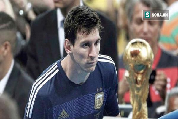 NÓNG: Messi sẽ được trao 'cúp vàng World Cup' khi còn chưa kết thúc vòng bảng