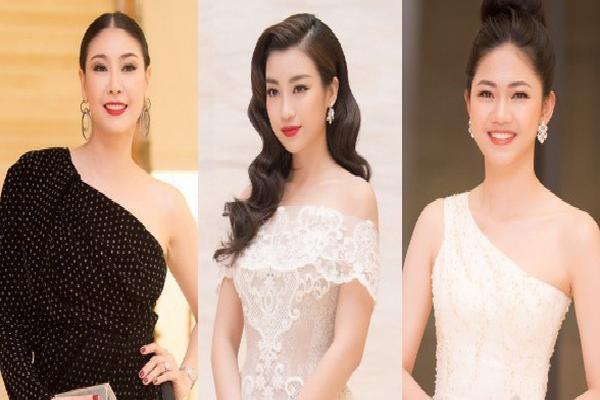 Dàn mỹ nhân diện váy áo lộng lẫy 'đổ bộ' Chung khảo phía Nam Hoa hậu Việt Nam 2018