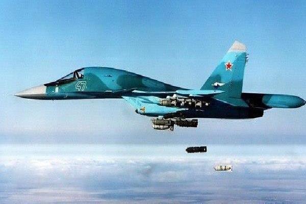 Chớp thời cơ Mỹ 'thả cửa', Không quân Nga lại tấn công dữ dội Daraa ở Syria giữa ban ngày