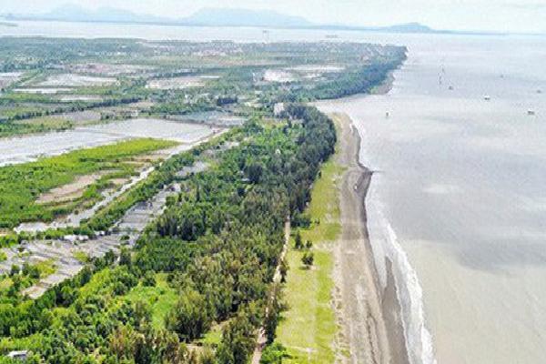 TP.HCM: Đầu tư siêu dự án du lịch - nghỉ dưỡng lấn biển biển Cần Giờ