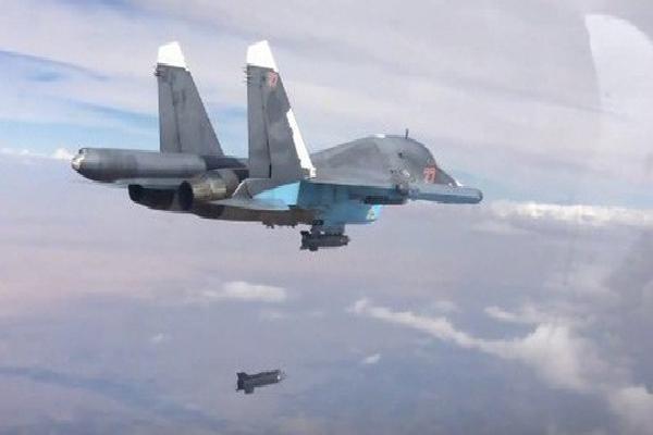 Khi Su-34 Nga lâm trận, khủng bố Syria đón nhận lưỡi hái của 'Thần chết': 3 lý do độc đáo