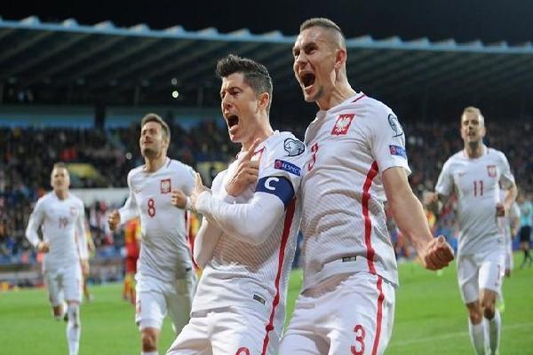 'Đại bàng trắng' Ba Lan tung đội hình mạnh nhất trong trận đấu Senegal
