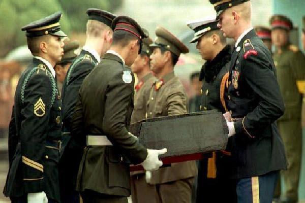 Triều Tiên có thể sớm trao trả 200 hài cốt lính Mỹ tử trận