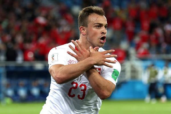 NÓNG: FIFA xuống tay, World Cup khép lại với Shaqiri và 2 sao Arsenal