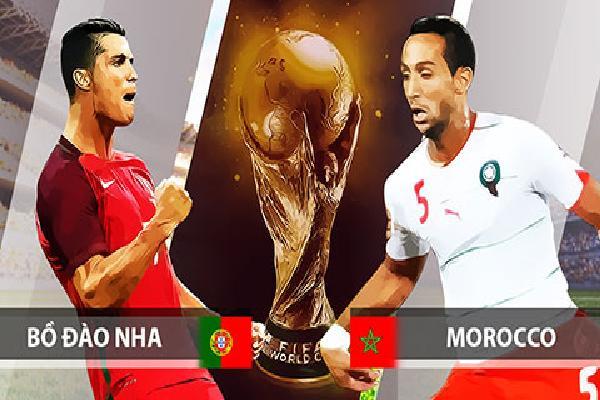 Nhận định & bình luận trước trận Bồ Đào Nha - Morocco