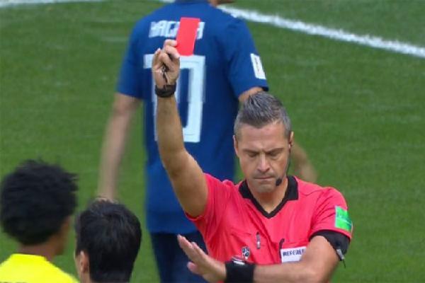 Thẻ vàng, thẻ đỏ có thể khiến nhiều đội bị loại ở World Cup năm nay theo thể thức tính mới