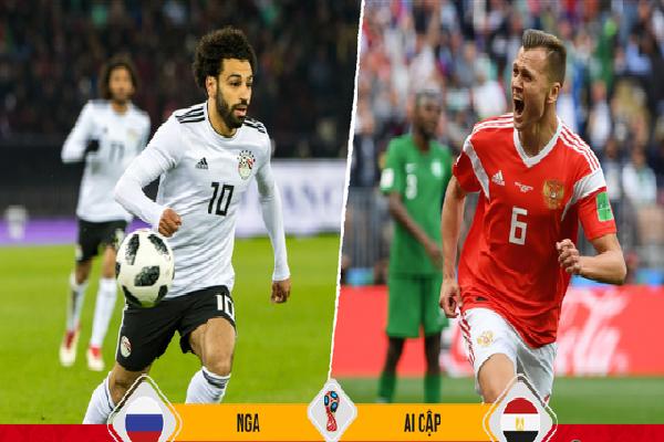 Salah hay Cheryshev mới là thần tài của trận Nga - Ai Cập?