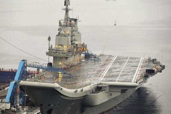 Trung Quốc để lộ thiết kế tàu sân bay giống của Mỹ