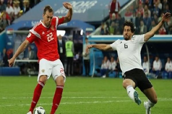 Trận Nga - Ai Cập xác lập cột mốc kỳ dị trong lịch sử World Cup