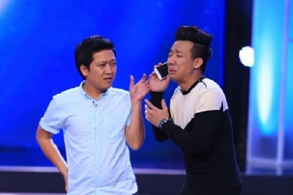 Trấn Thành và Trường Giang thi nhau cover, phá nát hit Vpop