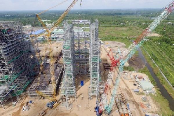 Dự án Nhiệt điện Sông Hậu 1 đội vốn 10.500 tỷ đồng