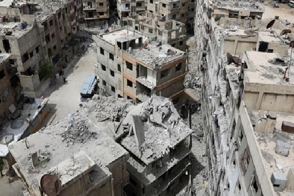 Đội an ninh của Liên Hợp Quốc bị tấn công ở Douma