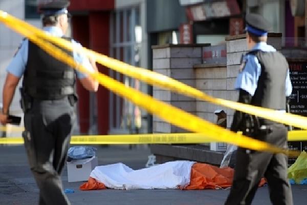 Lao xe tải vào đám đông ở Canada, 10 người thiệt mạng
