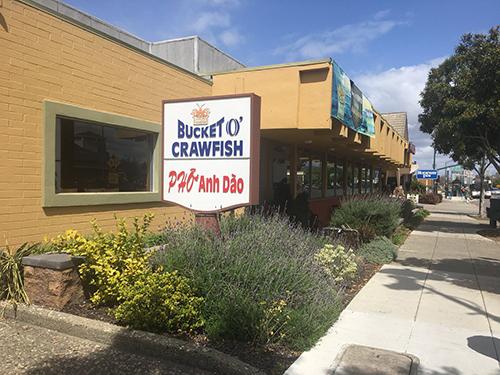 Nhà hàngPhở Anh Đào, thành phố Alameda, bang California.