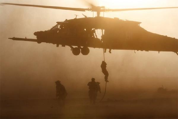 Siêu trực thăng Mỹ chuyên làm nhiệm vụ tối mật