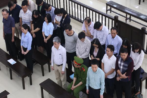 VKS Cấp cao đề nghị bác tất cả kháng cáo của ông Hà Văn Thắm