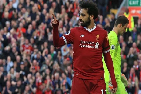Salah sắp vượt thành tích tốt nhất của Ronaldo tại Man Utd