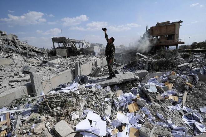 Tác chiến điện tử Nga hụt hơi khi Tomahawk Mỹ dạo chơi trên đất Syria? - Ảnh 3.