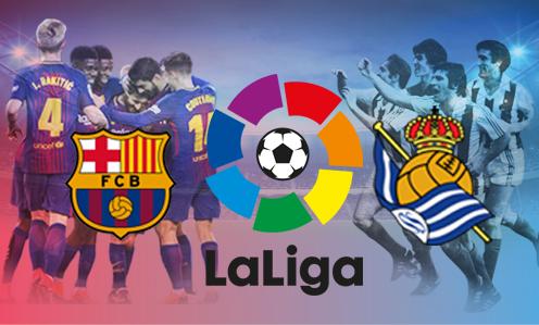 Chuỗi bất bại của Barca tại La Liga ấn tượng thế nào