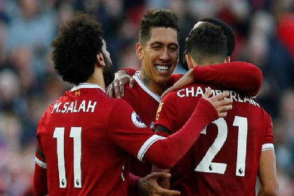 Salah chạm mốc 40 bàn, Liverpool củng cố vị trí thứ ba