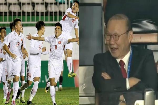 U19 Việt Nam xuất sắc giành điểm trước Hàn Quốc