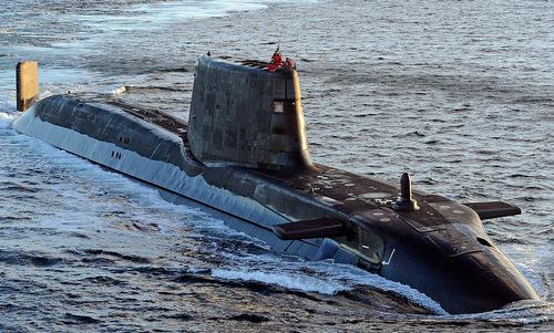 Một tàu ngầm lớp Astute thử nghiệm hồi năm 2012. Ảnh: Wikipedia.