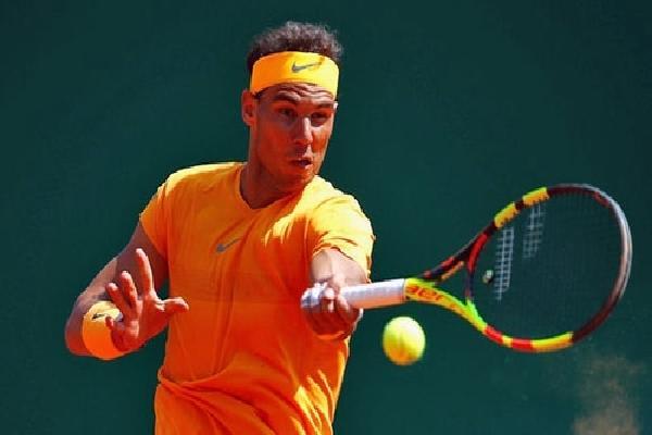 Nadal hạ Dimitrov, lần thứ 12 vào chung kết Monte Carlo