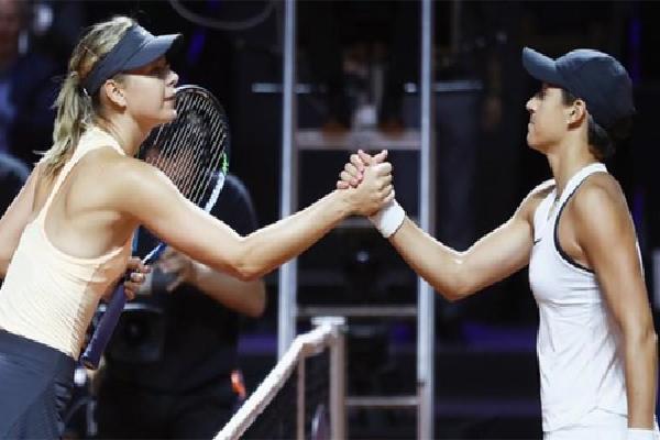 Sharapova thua trận thứ tư liên tiếp, rớt khỏi top 50