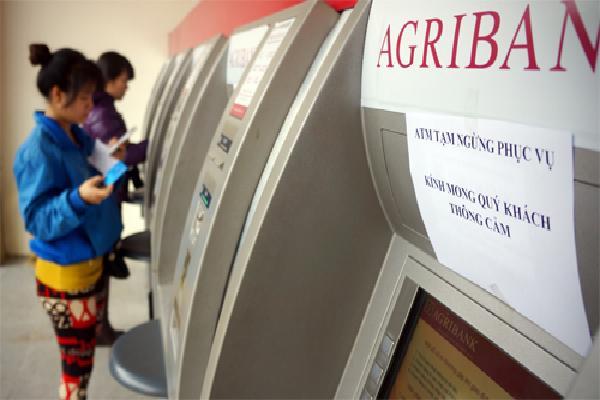 Agribank: Khách mất tiền có thể do lộ thông tin tại ATM