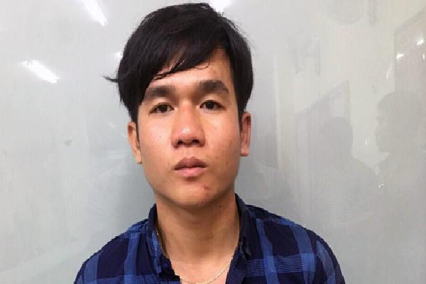Tên cướp kéo lê cô gái trên đường Sài Gòn bị bắt