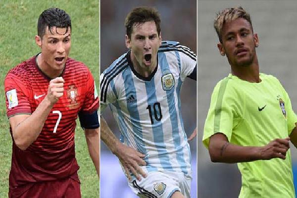 Neymar bỏ qua Ronaldo, Messi khi dự đoán ngôi sao tỏa sáng ở World Cup