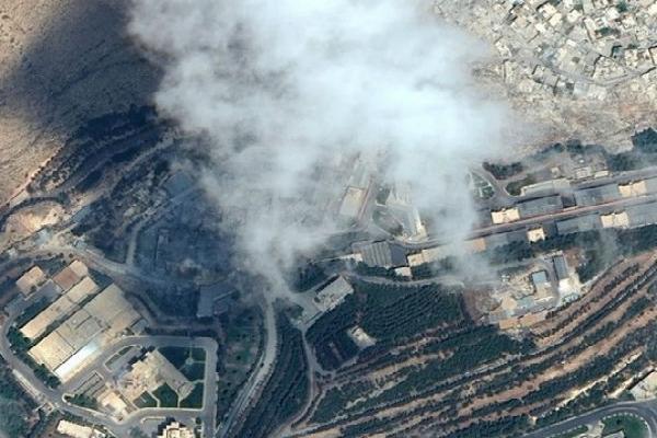 NÓNG: Syria lại vừa bị tấn công bằng tên lửa?