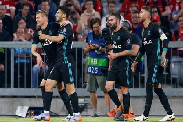 Ramos: 'Real đã không thắng Bayern ba bàn như kỳ vọng'