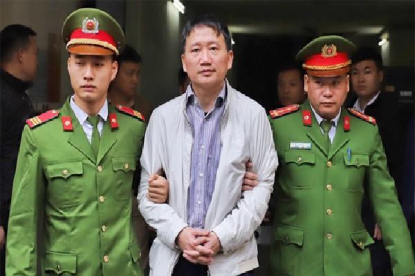 Ngày 7/5, tòa xử phúc thẩm vụ án ông Đinh La Thăng, Trịnh Xuân Thanh