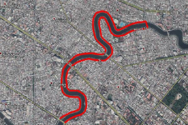 Hàng loạt đường tại trung tâm Sài Gòn bị cấm xe dịp 30/4