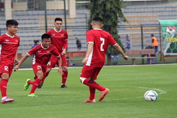 Việt Nam để Thái Lan cầm hòa tại giải U19 Đông Nam Á