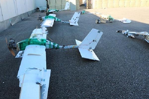 Loạt UAV bị bắn rơi gần căn cứ Nga ở Syria có nguồn gốc từ phương Tây