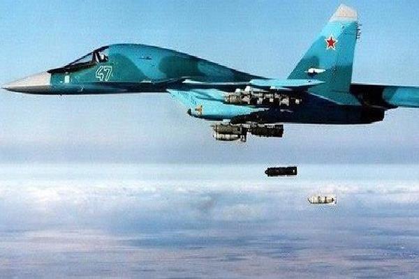 'Gấu' Nga trút giận: Tên lửa hành trình dội xuống đầu phiến quân tập kích căn cứ Hmeymim