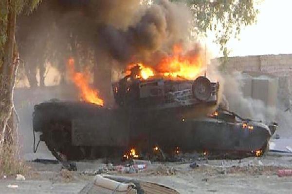 Đại tá Nguyễn Khắc Nguyệt: Tăng M1 Abrams liên tục 'bị nướng chín'- Mỹ đứng ngồi không yên