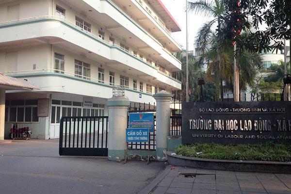 Đại học Lao động - Xã hội lấy điểm chuẩn cao nhất là 16.25