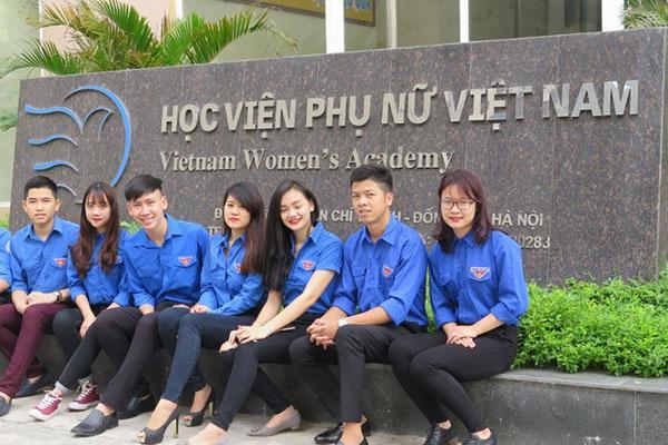 Điểm chuẩn Học viện Phụ nữ, Quản lý giáo dục