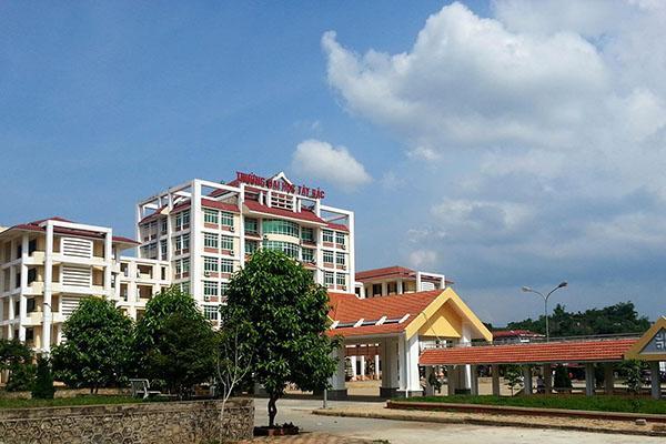 Điểm chuẩn Đại học Tây Bắc, Tân Trào