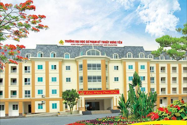 Điểm chuẩn Đại học Sư phạm kỹ thuật Hưng Yên