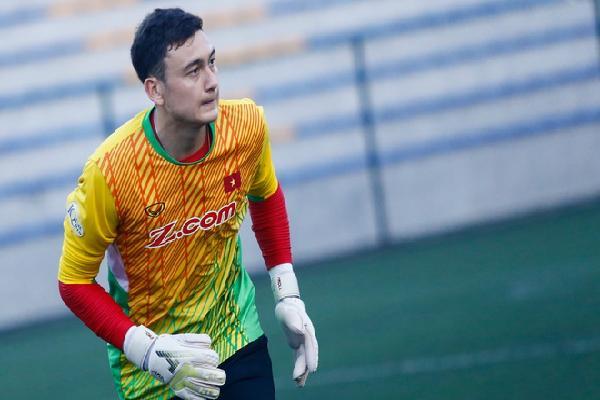 Đặng Văn Lâm nói gì sau khi bị loại khỏi đội hình U23 Việt Nam đi Asiad 2018?