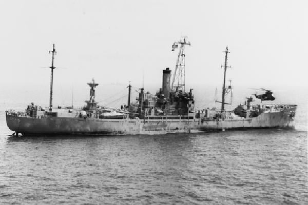 Nhầm lẫn khiến tiêm kích Israel bắn cháy chiến hạm Mỹ năm 1967