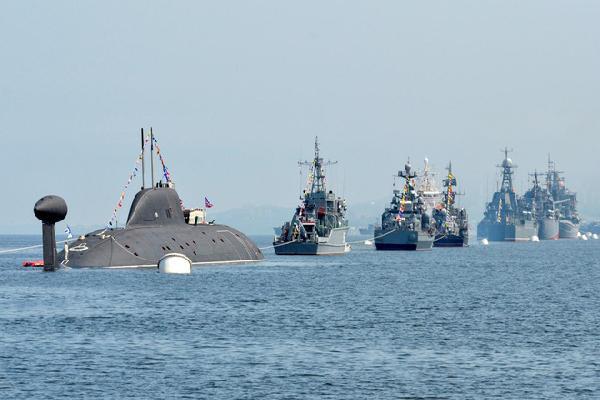 Mỹ bị 'tự kỷ ám thị' về sức mạnh hải quân của Gấu Nga: Bắt đầu một cuộc chạy đua điên rồ