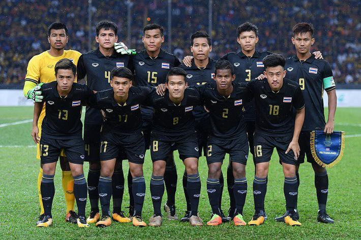 U23 Thái Lan đến Asiad với sự động viên lớn lao từ LĐBĐ Thái Lan và NHM.